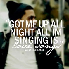 Power Trip- J. Cole ft. Miguel... All time favorite song =) ❤❤