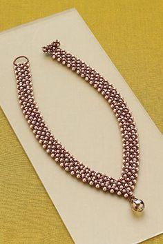 Ожерелье со схемами