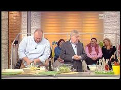 Gabriele Bonci:Pizza puntarelle e patate