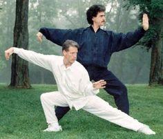 exercise Tai Chi