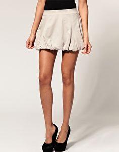 puffbal skirt