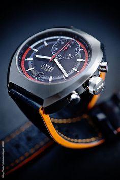 Oris Chronoris Automatic Watch