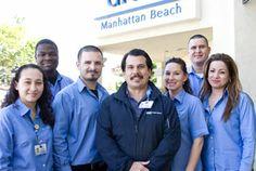 UCLA Health Manhattan Beach Family & Internal Medicine front office staff.