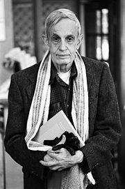 John Forbes Nash.. fascinating look at the extraordinary and fragile nature of genius. from a Beautiful Mind. Nobel Prize in Economics