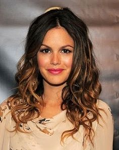 Ombre highlights! I want something *like* this....