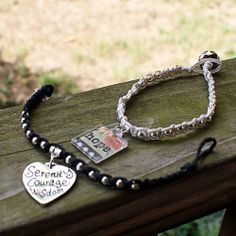 Learn to make these beaded macrame charm bracelets and the charms to adorn them.