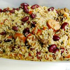 ... Colleen's Slow Cooker Jambalaya, corn on the cob, and Super Easy Mardi