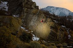 Dustin Schaad. Wasatch Mountains, Utah.