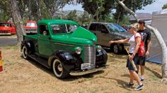 Sweet 1939 Chevy truck