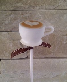 Cappuccino cakepops
