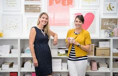 Sugar Paper Office The Every Girl wall collage