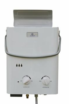 Eccotemp L5 Portable Tankless Water Heater and Outdoor Shower - Amazon.com