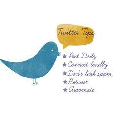 Twitter tips #Twitter #TwitterTips #SocialMedia #SocialMediaTips #Marketing #MarketingTips