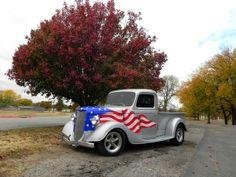 1935 & 1936 Ford Pickups on Pinterest | Ford, Ford Trucks ...