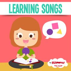 Learning Songs packed full with early childhood songs for the Preschool or Kindergarten classroom. #kidsongs Repinned by SOS Inc. Resources pinterest.com/sostherapy/.