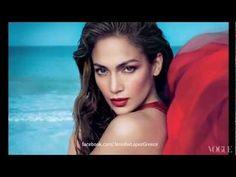 Jennifer Lopez for Vogue, April