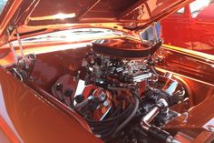 Check out this #Hemi spotted on a 1964 #Plymouth Sport Fury that attended Super Summit 2012 in Tallmadge, Ohio http://www.onallcylinders.com/2012/06/09/super-summit-2012-engine-gallery/