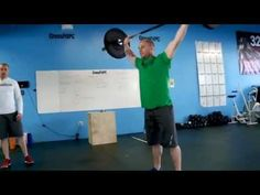 Efficiency Tips - Snatch Variations with Chris Spealler Matt Chan Eric O'connor