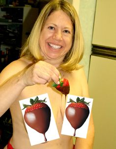 Mother's Day is always fun at Terra Cotta Inn. Mary Clare always makes chocolate covered strawberries for the guests. Here's a video of her making the strawberries. Naturally she's topless in the video. Much easier to clean up. Give us a call at 1-800-786-6938 for a fun vacation at Terra Cotta Inn located in sunny Palm Springs, CA. Click here for the video: http://terracottainn.tumblr.com/post/50104961142/topless-while-making-chocolate-covered