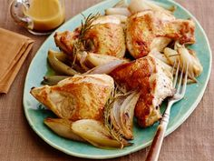 Recipe of the Day: Speedy 5-Ingredient Chicken          Sweet shallots and butter add classic flavor to this easy-to-make chicken dinner.            #RecipeOfTheDay