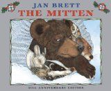 The Mitten By Jan Brett..cute ideas for reading/language arts/reader's theater