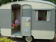 thehappycaravan: Vintage Caravans for Sale