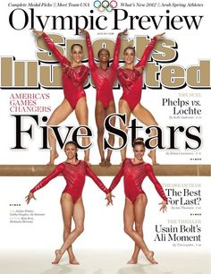 Go USA Gymnastics!