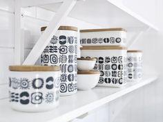 Scandinavian style kitchenware