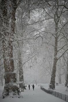 christmas in england, winter wonderland, parks, white christmas, london snow