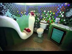 Solution For The Future ( Earthships ) - YouTube