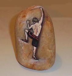 ANCIENT GRAFFITI rock art usa Rock Climbing!