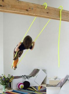 12 Ideas For Indoor Play
