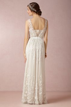 Sian Gown in Bride Wedding Dresses at BHLDN