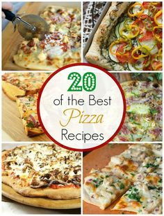 20 of the Best Pizza