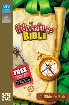 Adventure Bible, NIV « Library User Group
