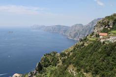 Walk along the Path of the Gods with VBT on Day 7 of our #Amalfi Coast vacation. #Italy