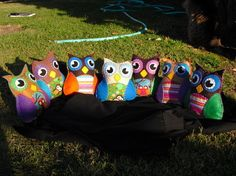 another free owl pattern