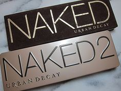 Urban Decay Naked Tutorials, love these palettes