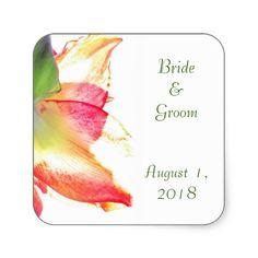 Opacity Wedding Magnets