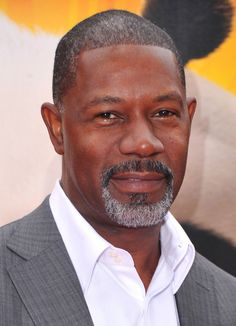 Yes, even the All State Man....sexy Dennis Haysbert