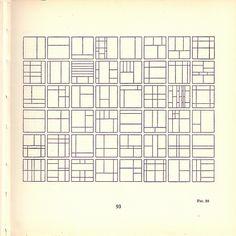 scrapbook layouts, graphic, happy birthdays, pattern, le corbusier, art, inspir, architecture, design