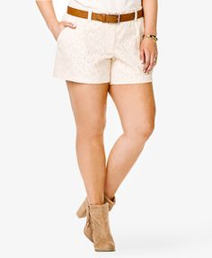 Floral Lace Shorts | FOREVER21