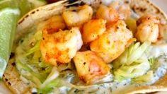 Super Simple Shrimp Tacos
