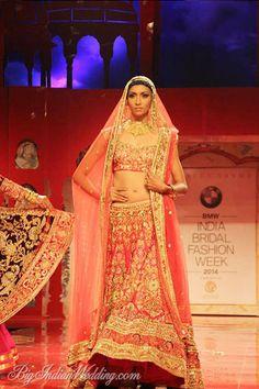 Suneet Varma stunning bridal lehenga collection
