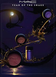 MAC Cosmetics Year Of The Snake Collection - 44FashionStreet.com