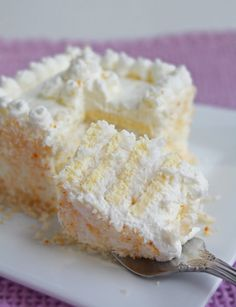 Coconut Cake - Sugar Free, Low Carb, & Gluten Free