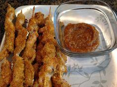 Recipe: Almond Chicken Satay ~ Trendy Mom Reviews