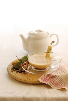Tulsi Chai recipe—made from holy basil, this chai can be used to treat colds and reduce stress