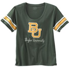 #Baylor women's scoopneck t-shirt from the Baylor Bookstore