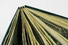DIY Money book and box